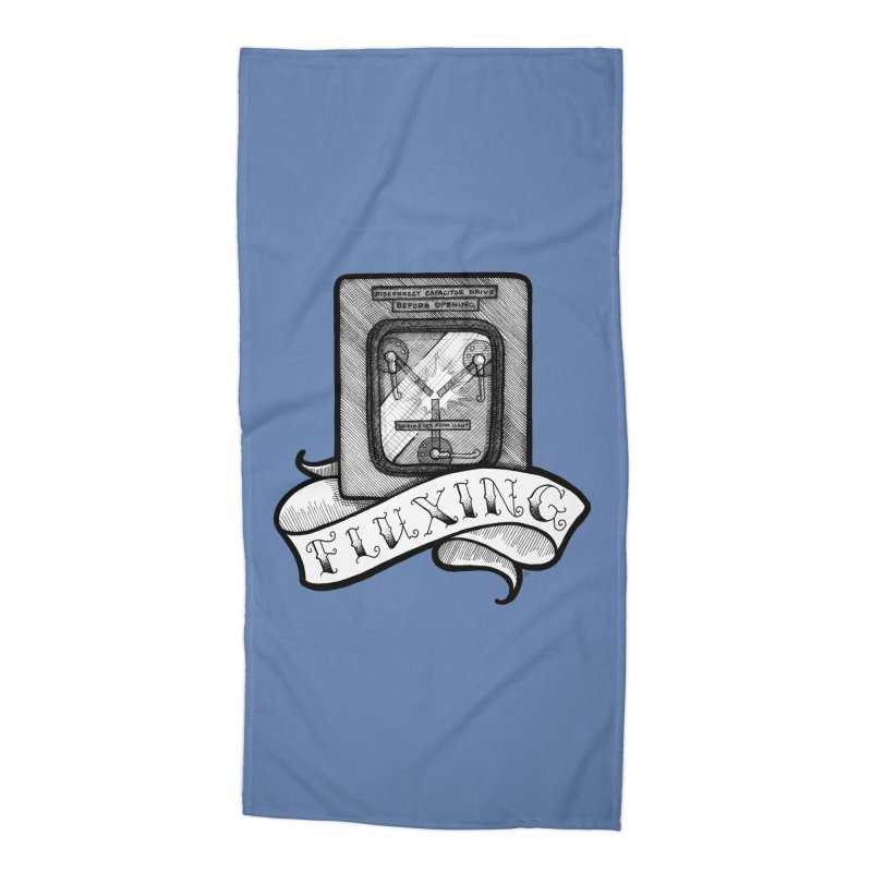 Fluxing Accessories Beach Towel by LydiaJae's Artist Shop