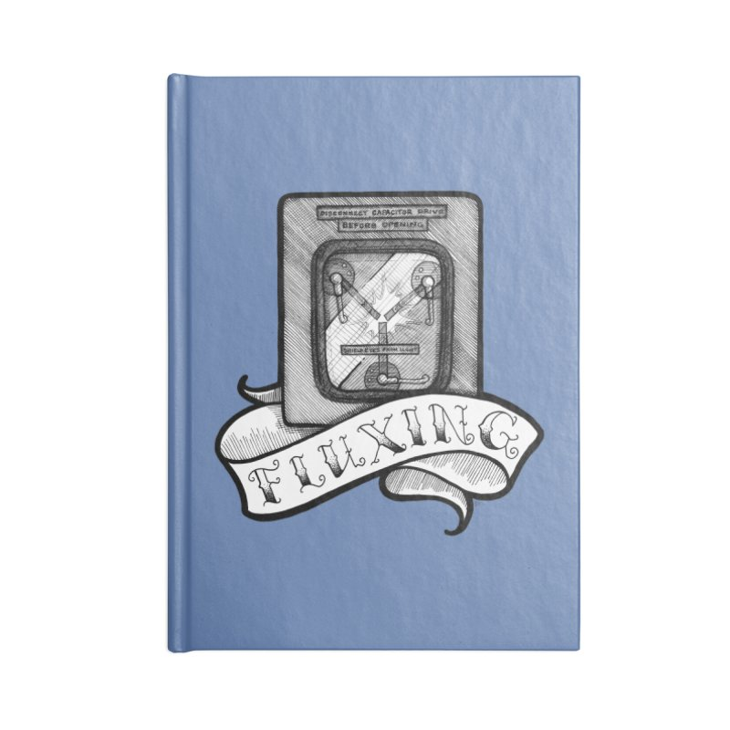 Fluxing Accessories Blank Journal Notebook by LydiaJae's Artist Shop