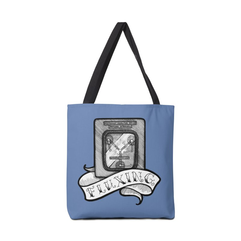 Fluxing Accessories Tote Bag Bag by LydiaJae's Artist Shop