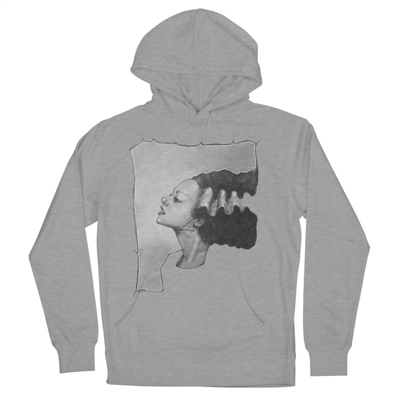 The Bride Men's French Terry Pullover Hoody by LydiaJae's Artist Shop