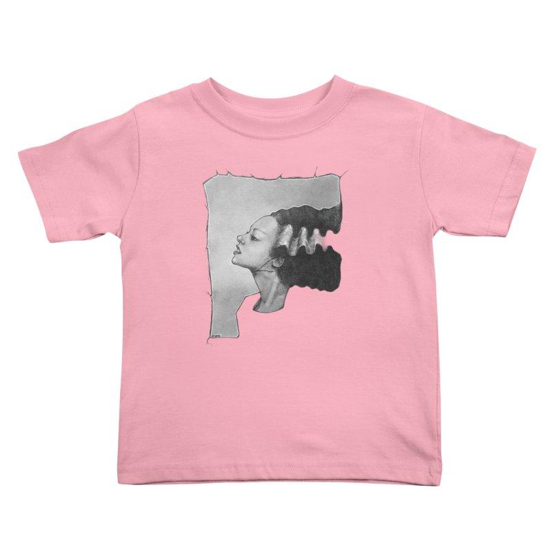 The Bride Kids Toddler T-Shirt by LydiaJae's Artist Shop