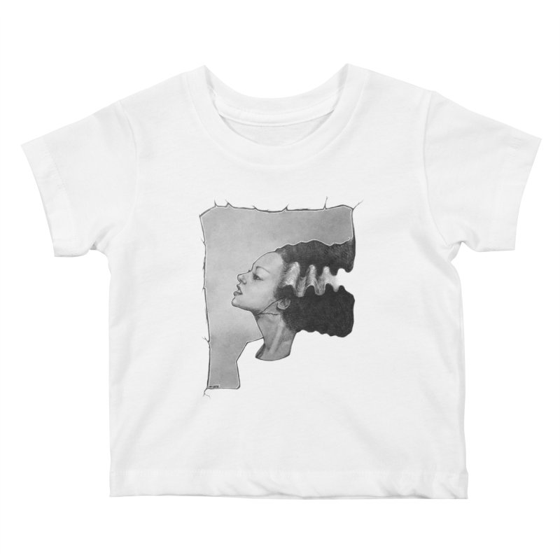 The Bride Kids Baby T-Shirt by LydiaJae's Artist Shop