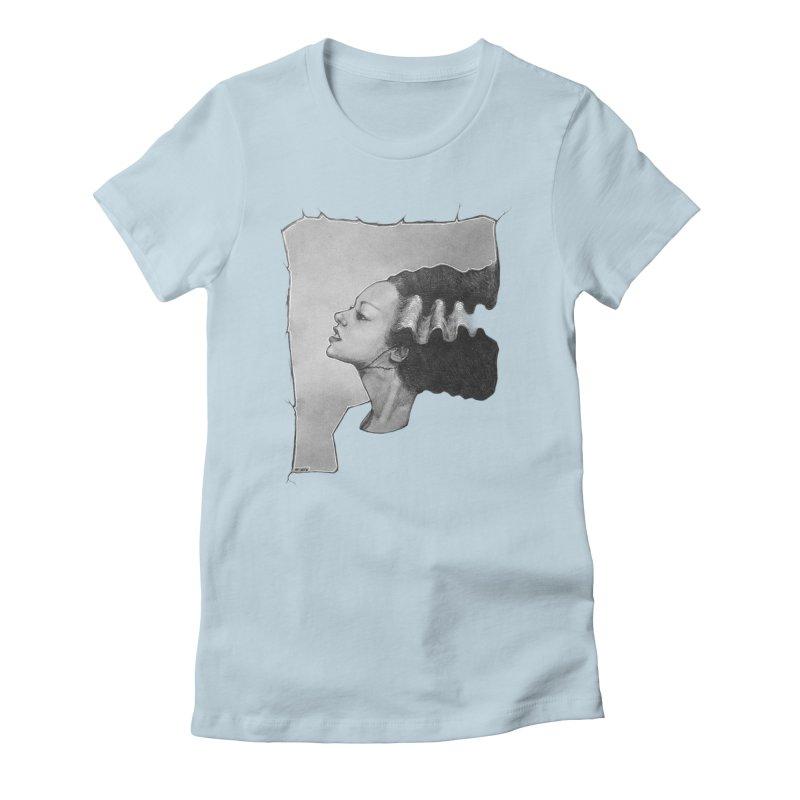 The Bride Women's T-Shirt by LydiaJae's Artist Shop