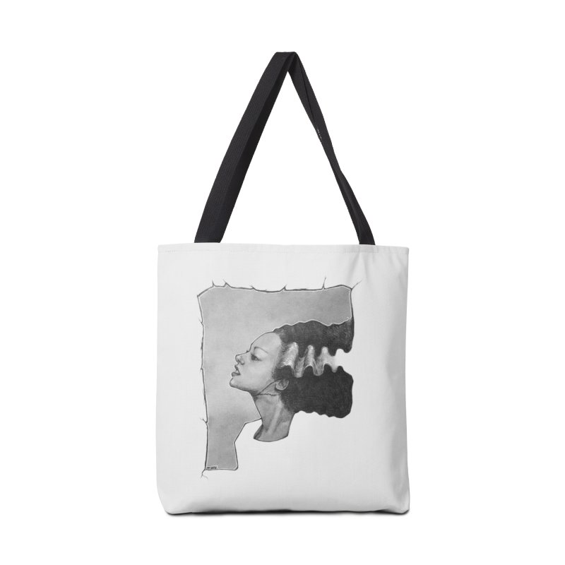 The Bride Accessories Tote Bag Bag by LydiaJae's Artist Shop