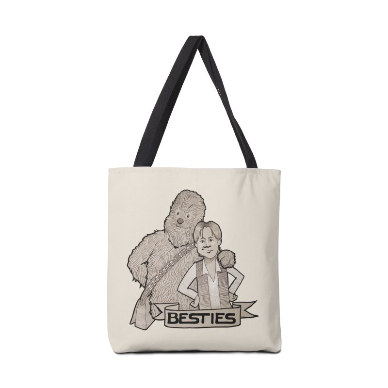 Besties Accessories Tote Bag Bag by LydiaJae's Artist Shop