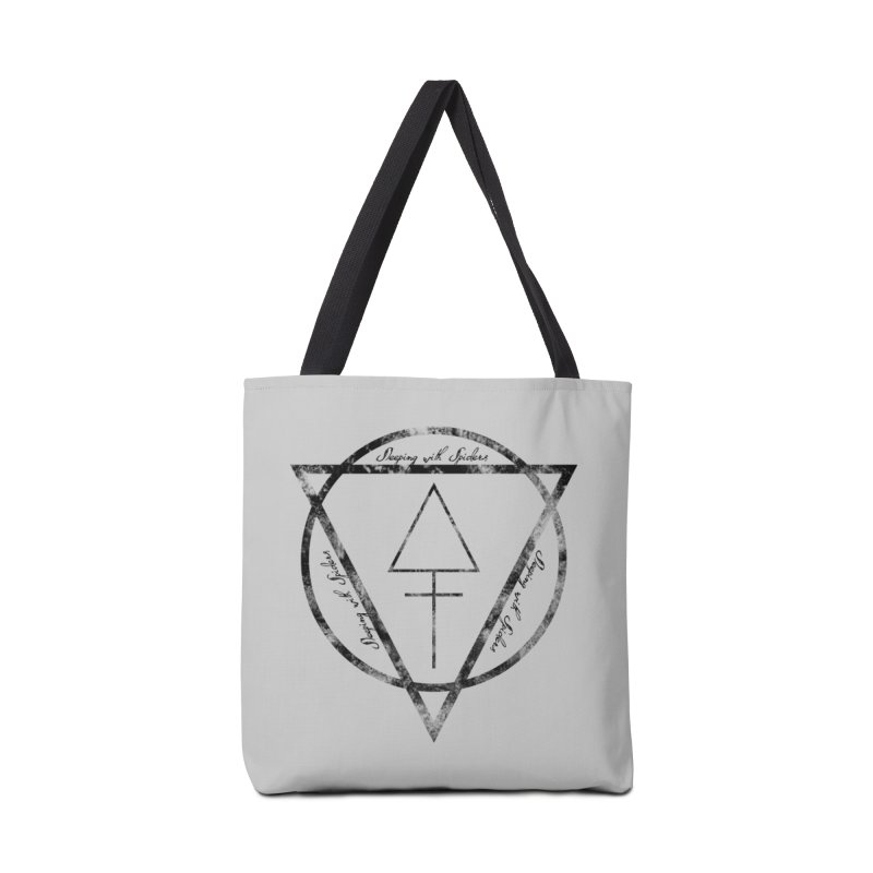 Sleeping with Spiders - Alchemy (black) Accessories Tote Bag Bag by LydiaJae's Artist Shop
