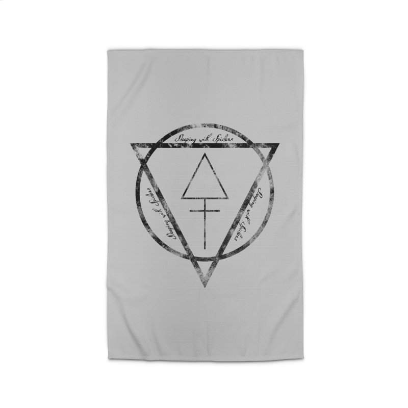 Sleeping with Spiders - Alchemy (black) Home Rug by LydiaJae's Artist Shop