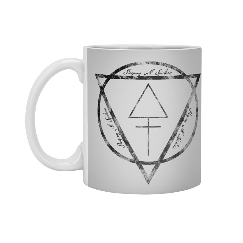 Sleeping with Spiders - Alchemy (black) Accessories Standard Mug by LydiaJae's Artist Shop