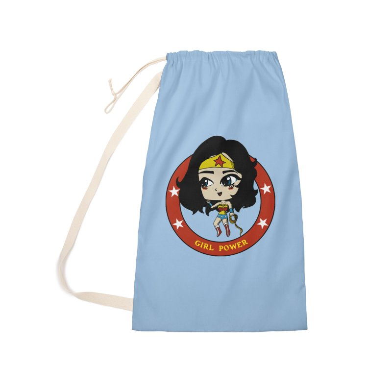Girl Power! (Diana) Accessories Bag by LydiaJae's Artist Shop