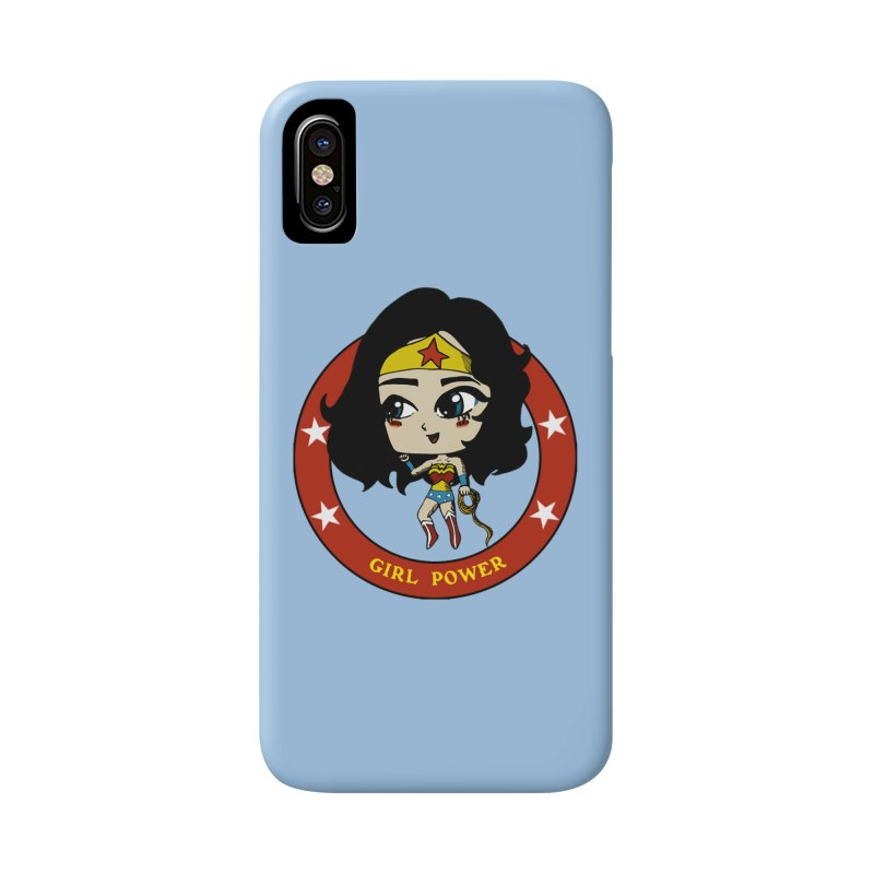 Girl Power! (Diana) Accessories Phone Case by LydiaJae's Artist Shop