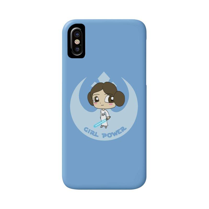 Girl Power! (Leia) Accessories Phone Case by LydiaJae's Artist Shop