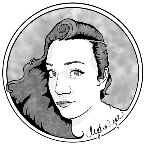 LydiaJae's Artist Shop Logo