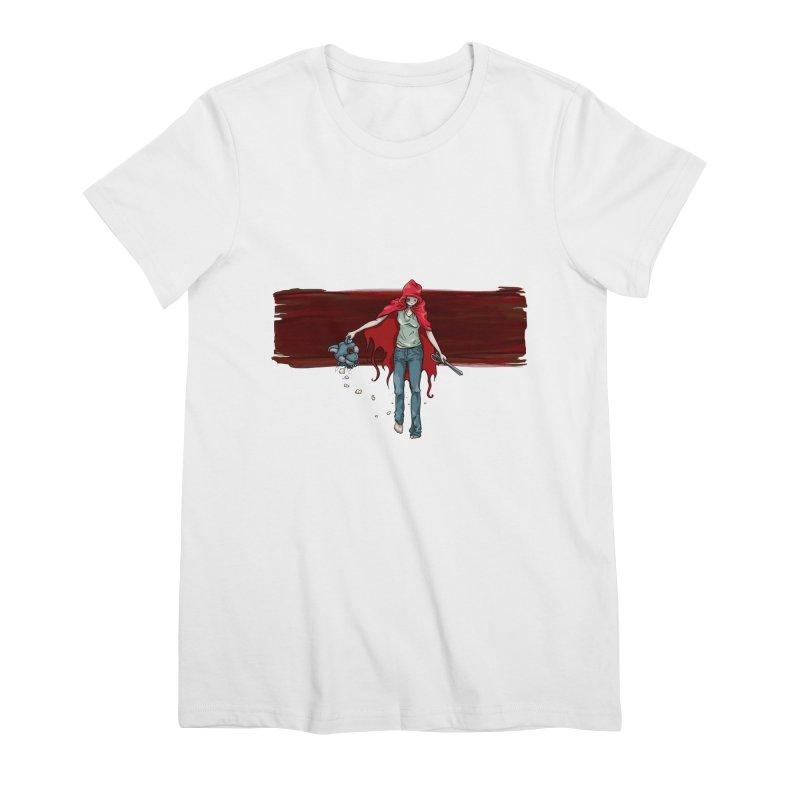 Reds' Revenge Women's T-Shirt by Lynell Ingram's Shop