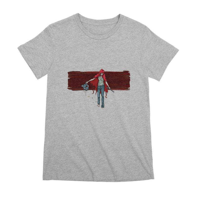 Reds' Revenge Women's Premium T-Shirt by Lynell Ingram's Shop