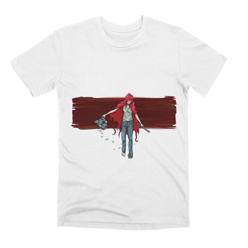 Reds' Revenge Men's Premium T-Shirt by Lynell Ingram's Shop