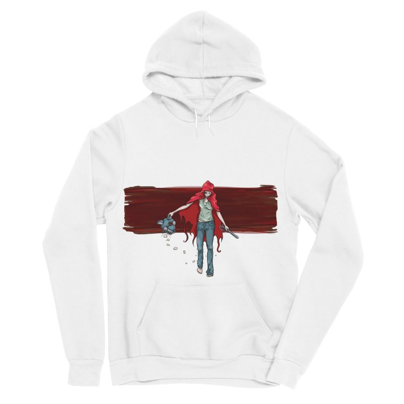 Reds' Revenge Men's Sponge Fleece Pullover Hoody by Lynell Ingram's Shop
