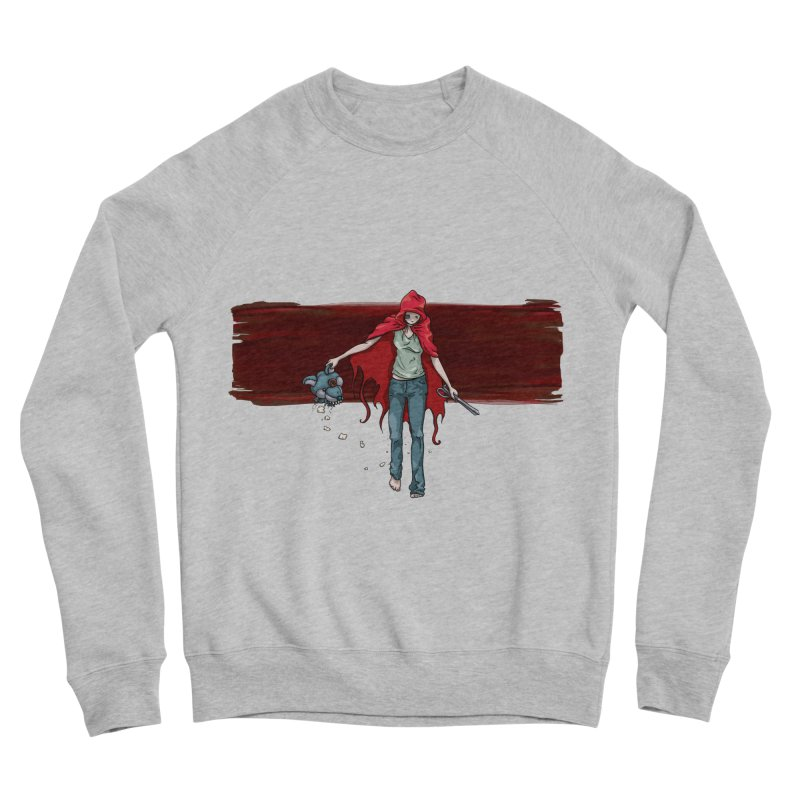Reds' Revenge Men's Sponge Fleece Sweatshirt by Lynell Ingram's Shop