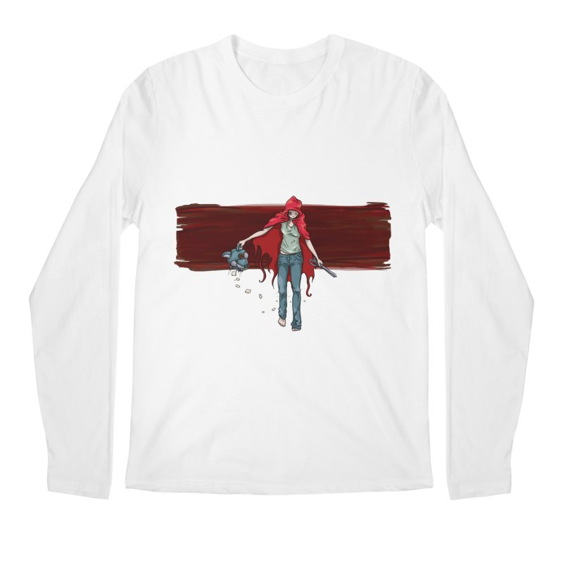 Reds' Revenge Men's Regular Longsleeve T-Shirt by Lynell Ingram's Shop