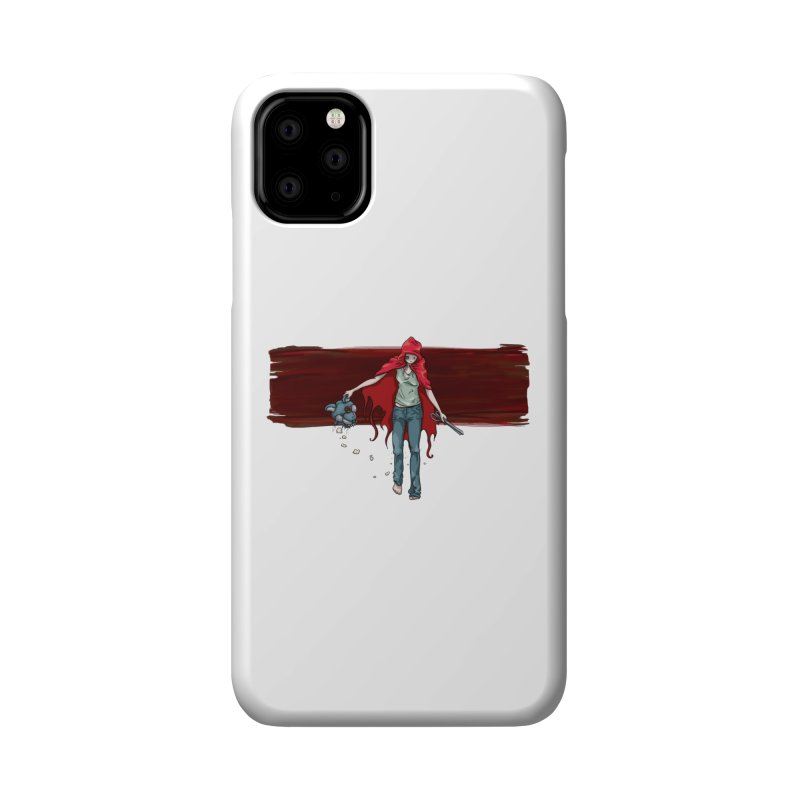 Reds' Revenge Accessories Phone Case by Lynell Ingram's Shop
