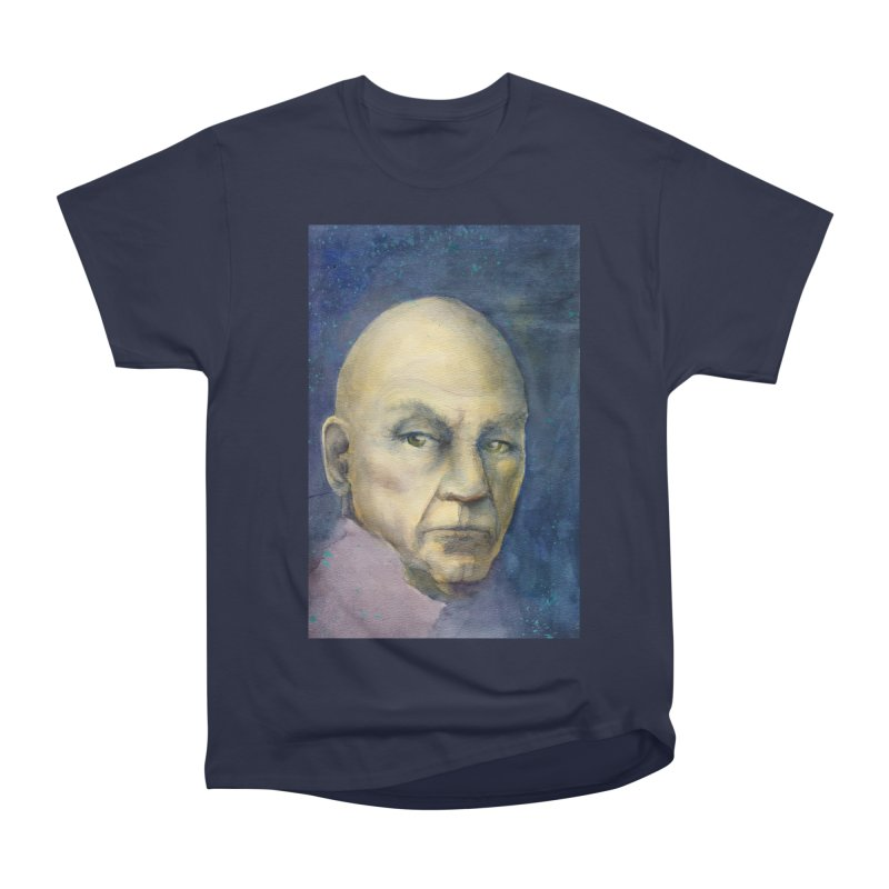 To Boldly Go Men's Heavyweight T-Shirt by Lynell Ingram's Shop