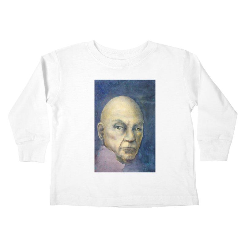 To Boldly Go Kids Toddler Longsleeve T-Shirt by Lynell Ingram's Shop