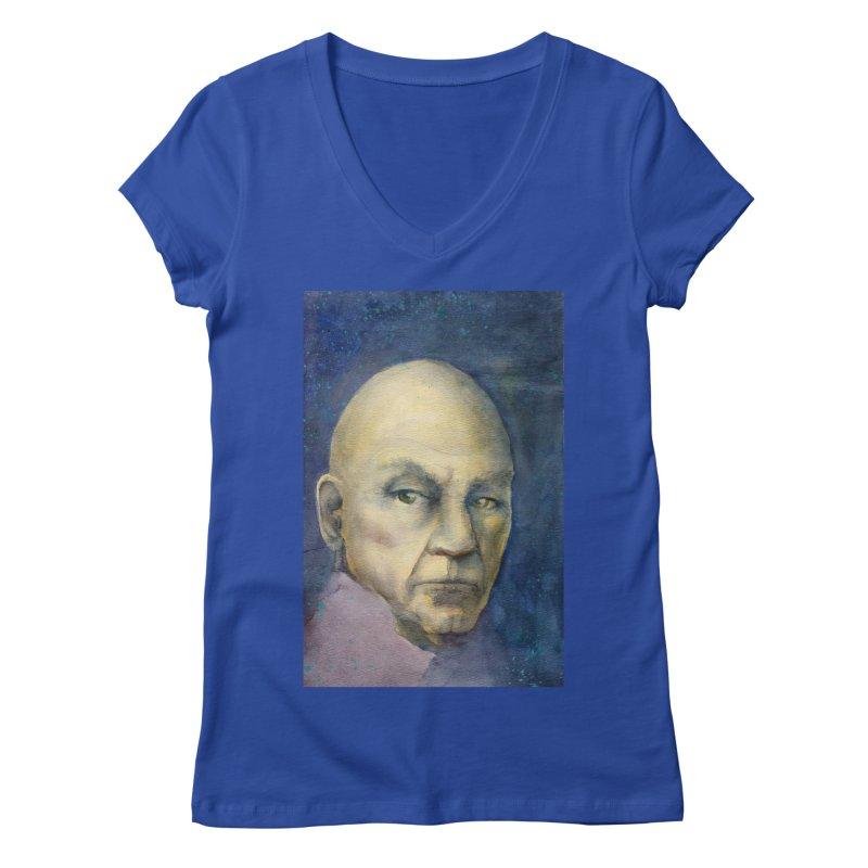 To Boldly Go Women's Regular V-Neck by Lynell Ingram's Shop