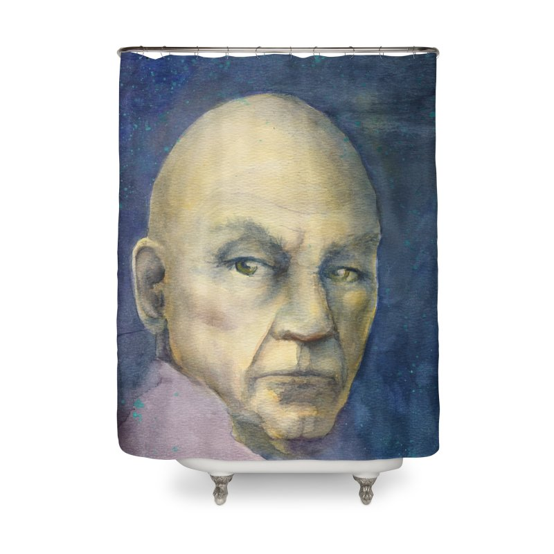 To Boldly Go Home Shower Curtain by Lynell Ingram's Shop