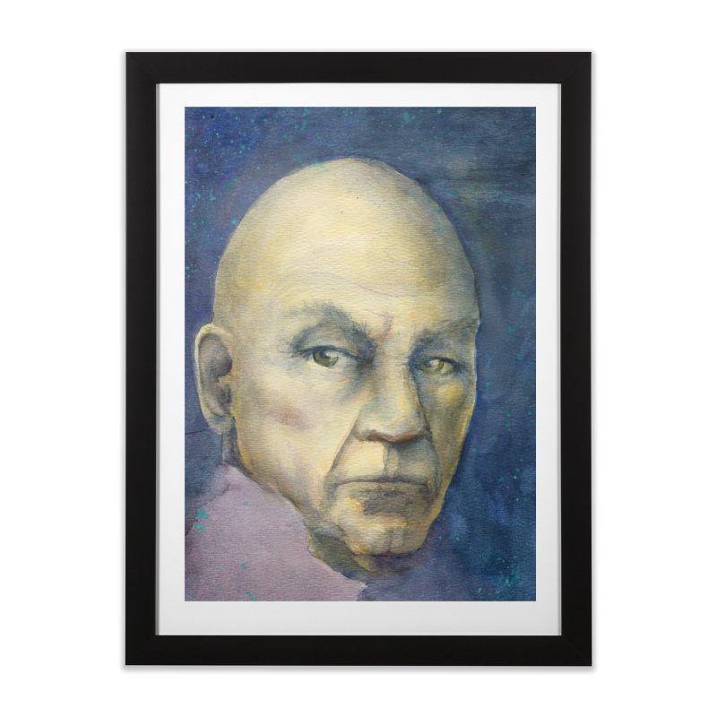To Boldly Go Home Framed Fine Art Print by Lynell Ingram's Shop