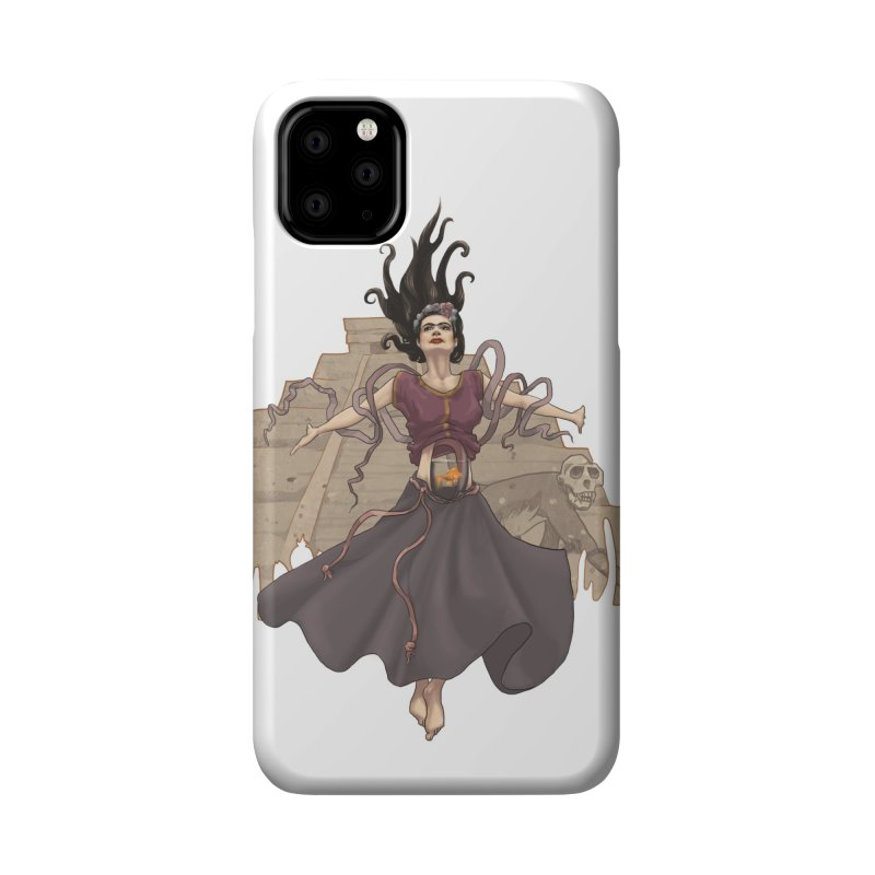 Frida's Glory Accessories Phone Case by Lynell Ingram's Shop