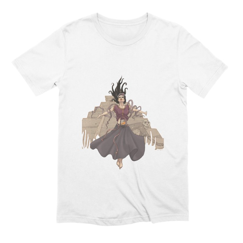 Frida's Glory Men's Extra Soft T-Shirt by Lynell Ingram's Shop