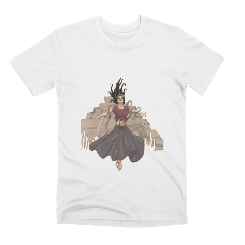 Frida's Glory Men's Premium T-Shirt by Lynell Ingram's Shop