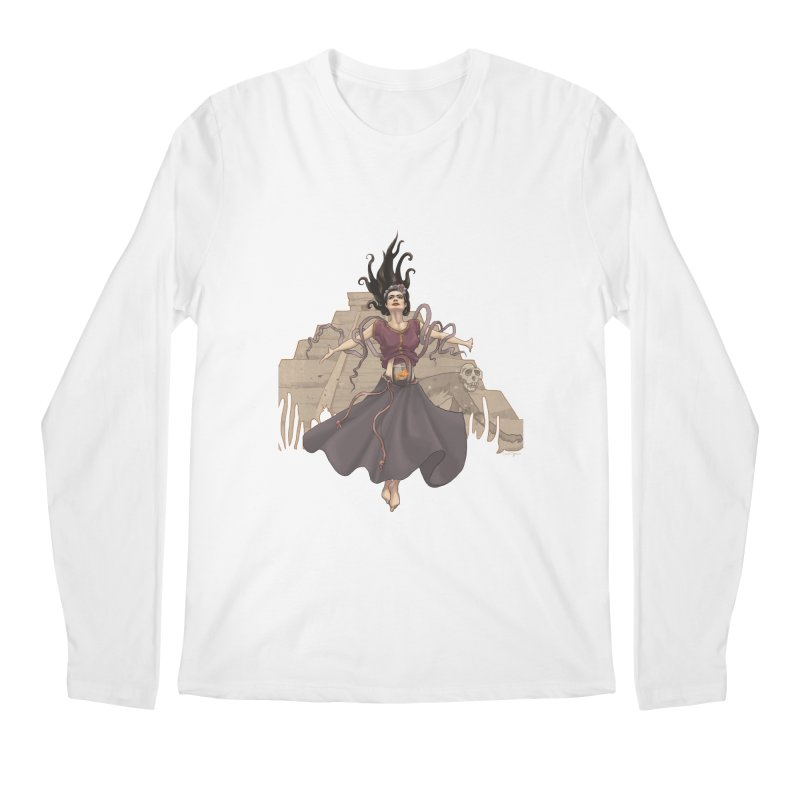 Frida's Glory Men's Regular Longsleeve T-Shirt by Lynell Ingram's Shop