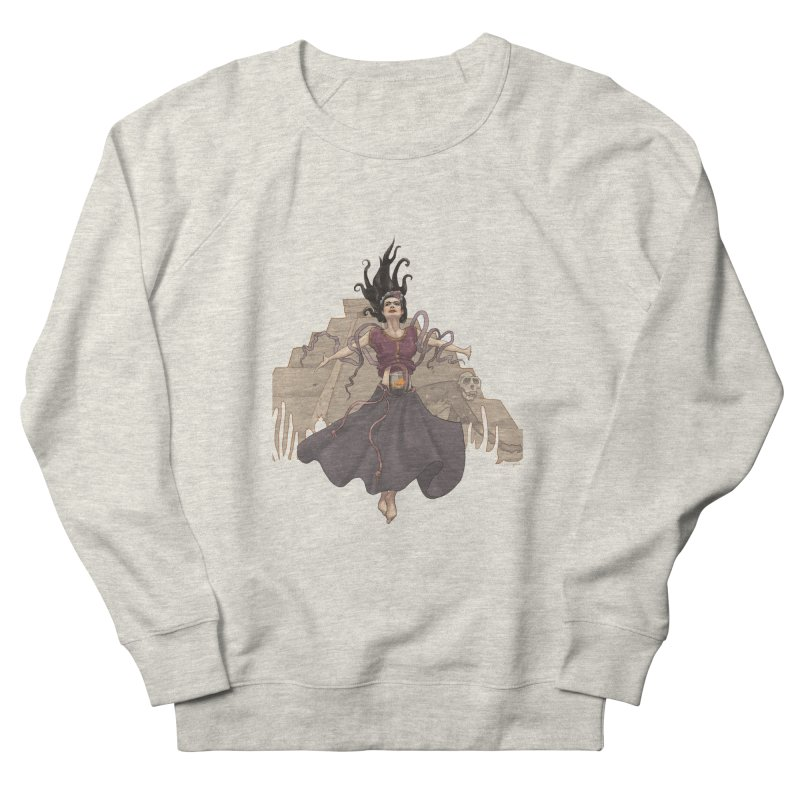 Frida's Glory Women's French Terry Sweatshirt by Lynell Ingram's Shop