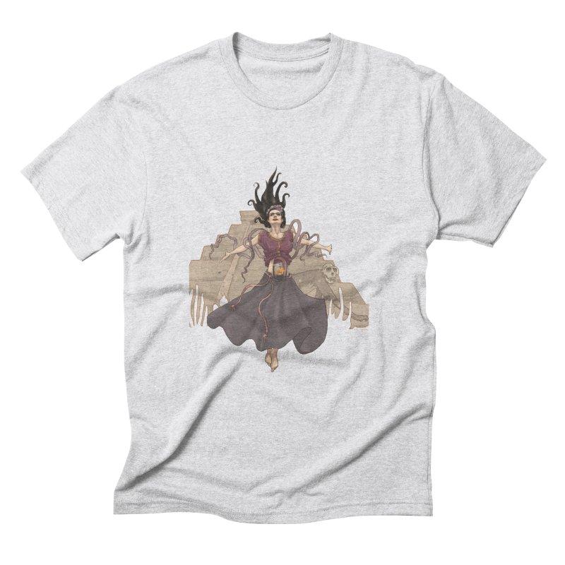 Frida's Glory Men's Triblend T-Shirt by Lynell Ingram's Shop