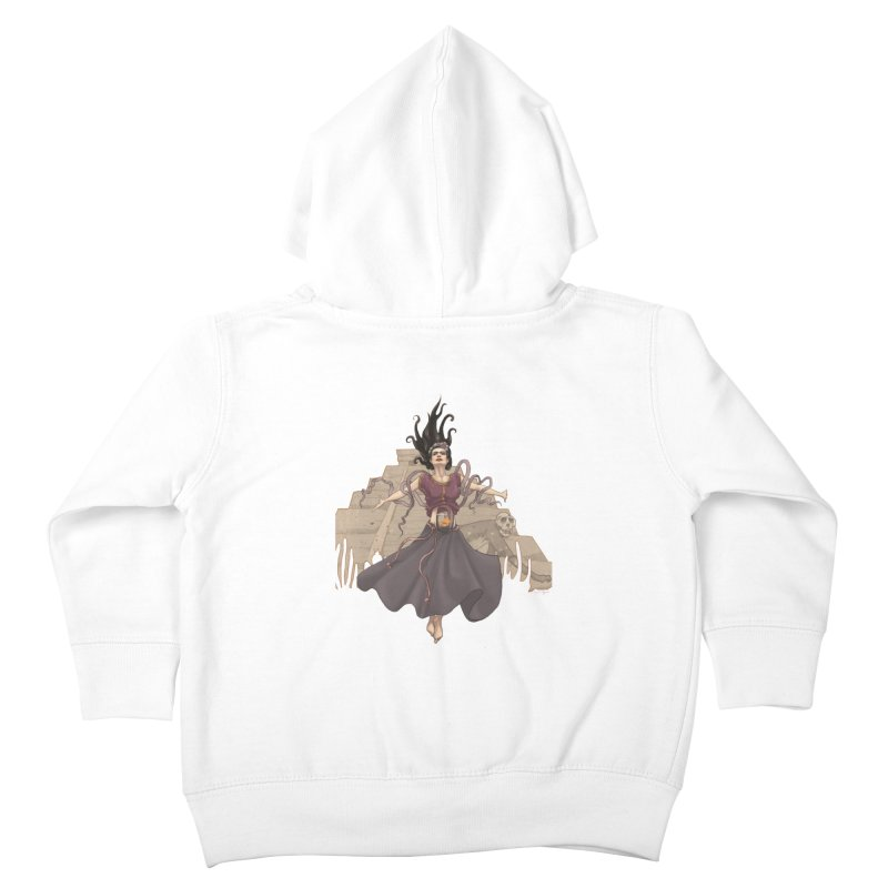 Frida's Glory Kids Toddler Zip-Up Hoody by Lynell Ingram's Shop