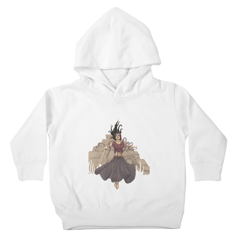 Frida's Glory Kids Toddler Pullover Hoody by Lynell Ingram's Shop