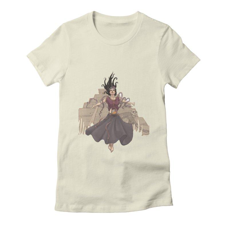 Frida's Glory Women's T-Shirt by Lynell Ingram's Shop
