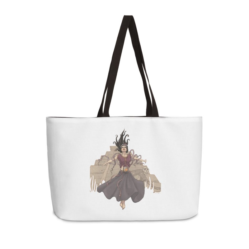 Frida's Glory Accessories Weekender Bag Bag by Lynell Ingram's Shop
