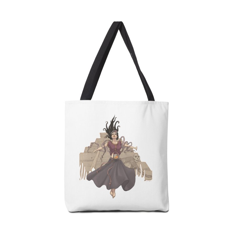 Frida's Glory Accessories Tote Bag Bag by Lynell Ingram's Shop