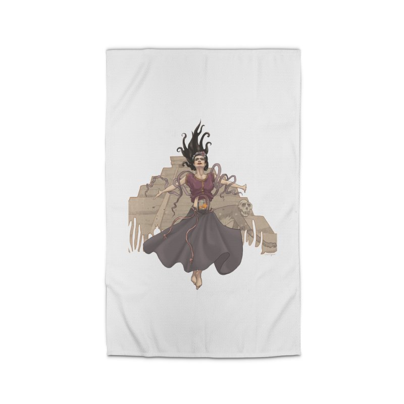 Frida's Glory Home Rug by Lynell Ingram's Shop