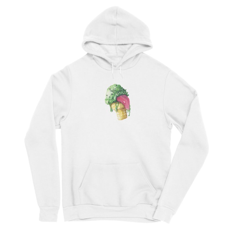 Ice Cream, Who Screams? Women's Pullover Hoody by Lynell Ingram's Shop