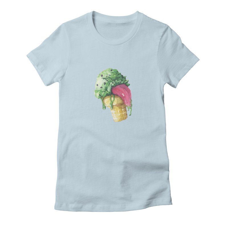 Ice Cream, Who Screams? Women's T-Shirt by Lynell Ingram's Shop