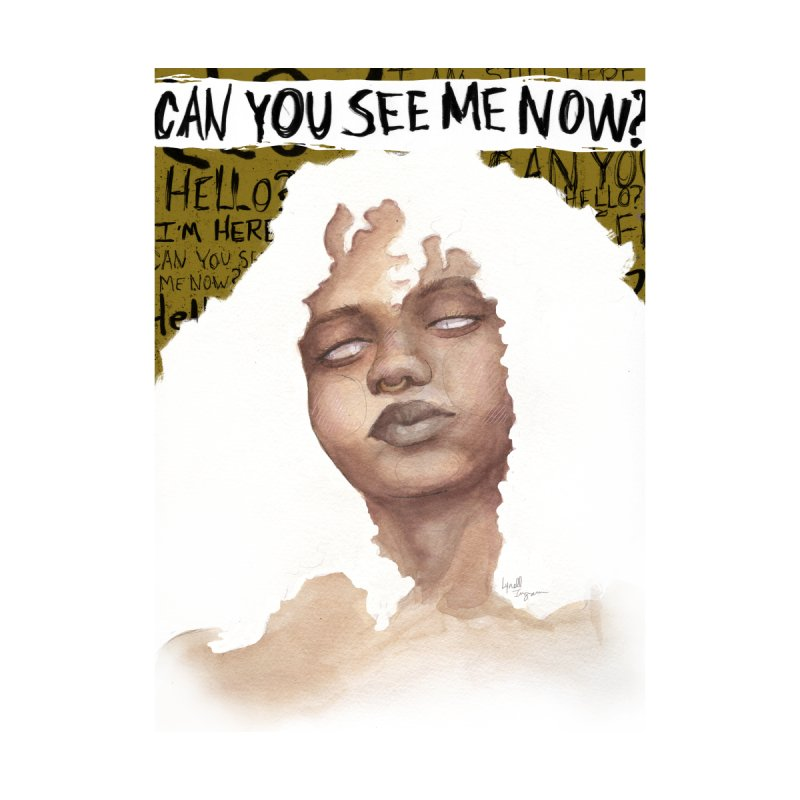 Can You See Me Now? Men's T-Shirt by Lynell Ingram's Shop