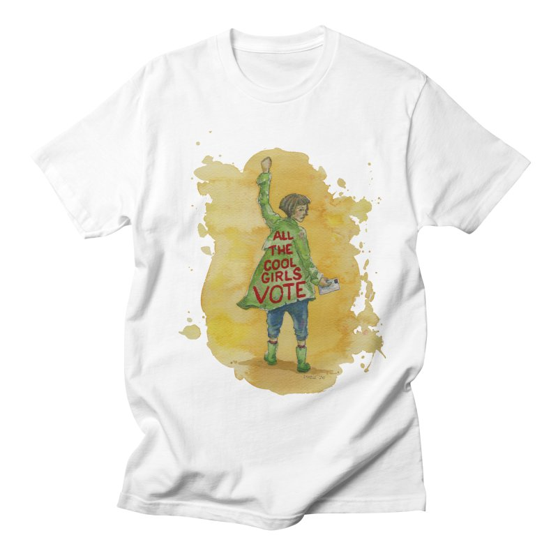 All the Cool Girls Vote Men's T-Shirt by Lynell Ingram's Shop