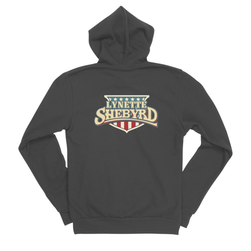 Lynette of Hazzard Women's Zip-Up Hoody by Lynette Shebyrd's Merch Shop