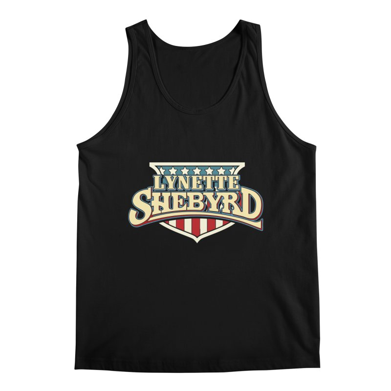 Lynette of Hazzard Men's Tank by Lynette Shebyrd's Merch Shop