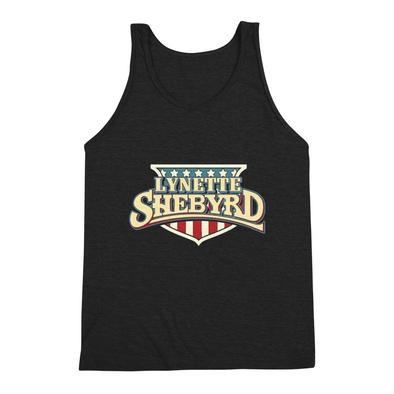 Lynette of Hazzard Men's Triblend Tank by Lynette Shebyrd's Merch Shop