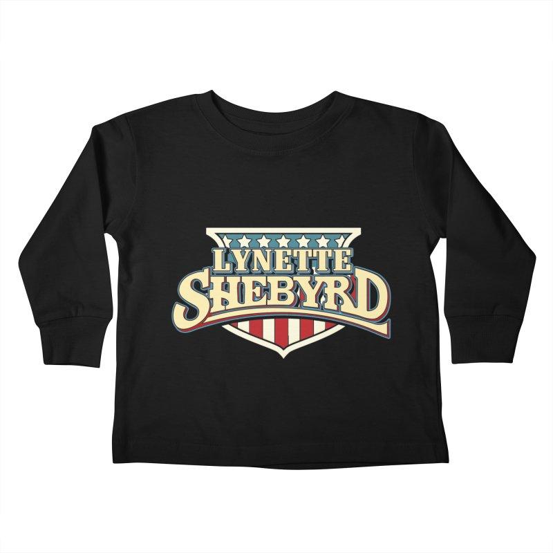 Lynette of Hazzard Kids Toddler Longsleeve T-Shirt by Lynette Shebyrd's Merch Shop