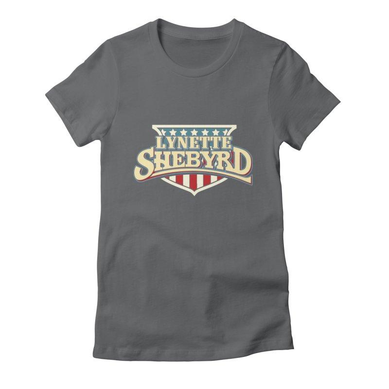 Lynette of Hazzard Women's Fitted T-Shirt by Lynette Shebyrd's Merch Shop