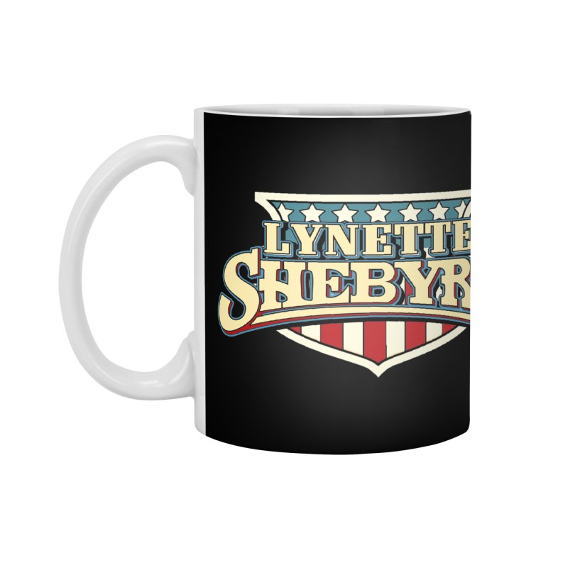 Lynette of Hazzard Accessories Mug by Lynette Shebyrd's Merch Shop